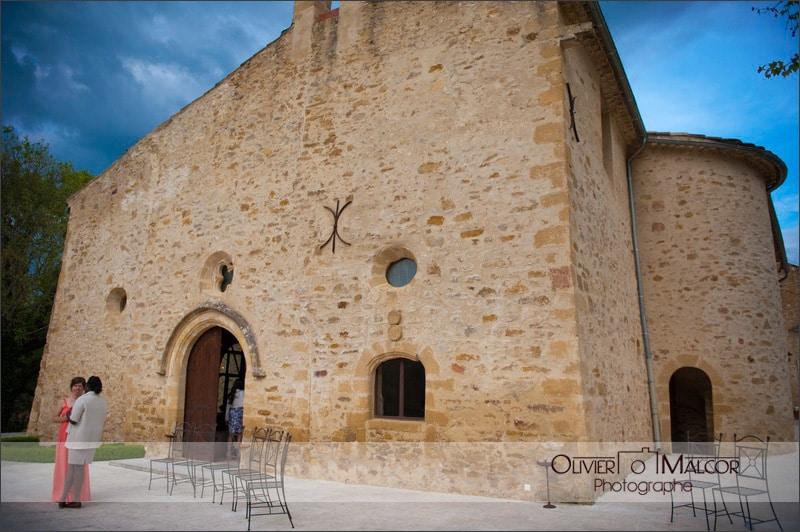 Photographe de mariage à Saint Bacchi
