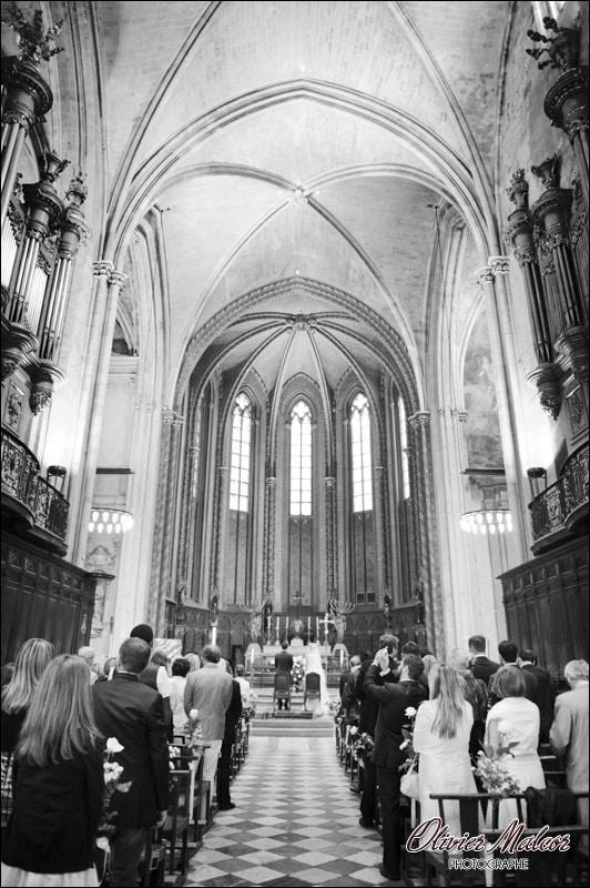 Magnifique cathédrale provençale