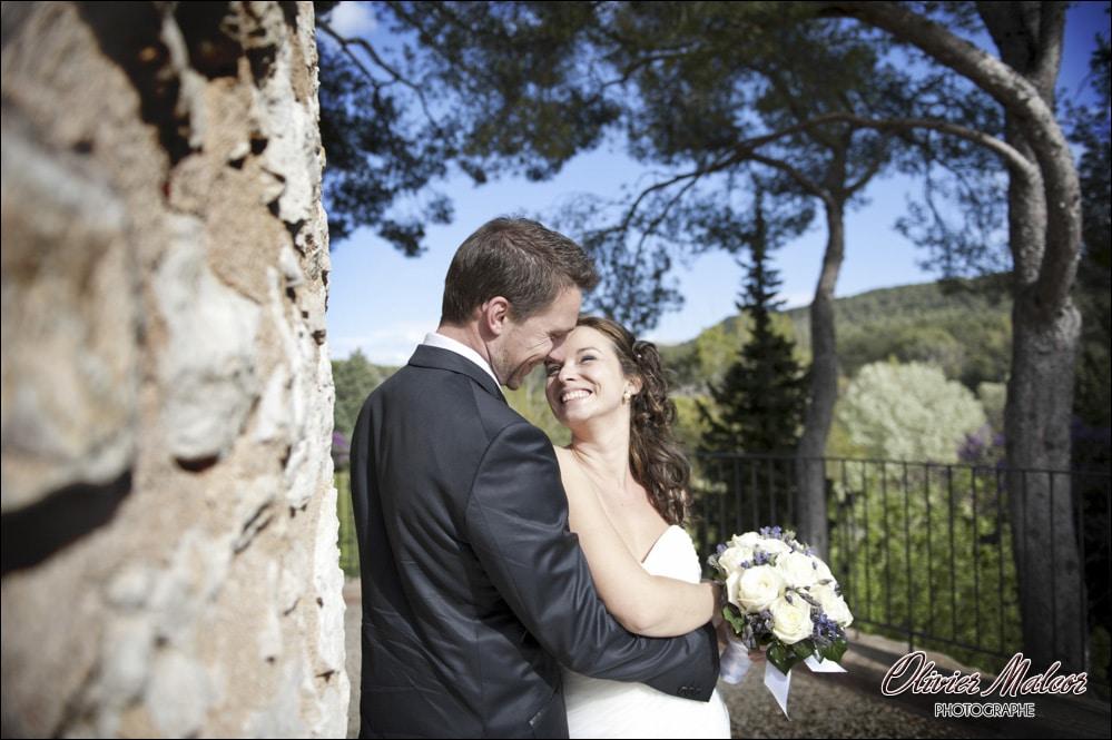 le lieu de réception pour les mariage Domaine et Cie aux Milles est magnifique.