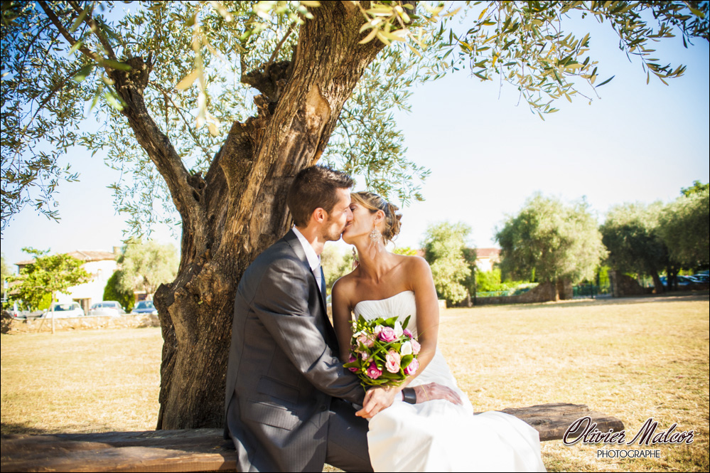 photographe mariage couple à Nice Jardin Albert 1er