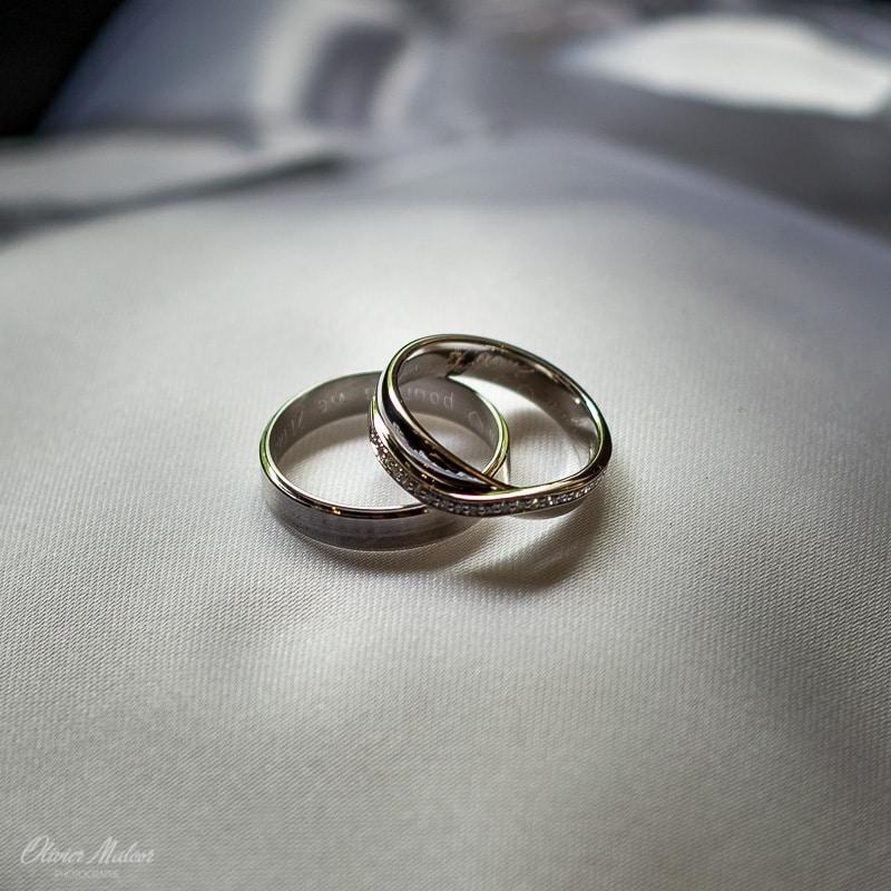 Bague mariage