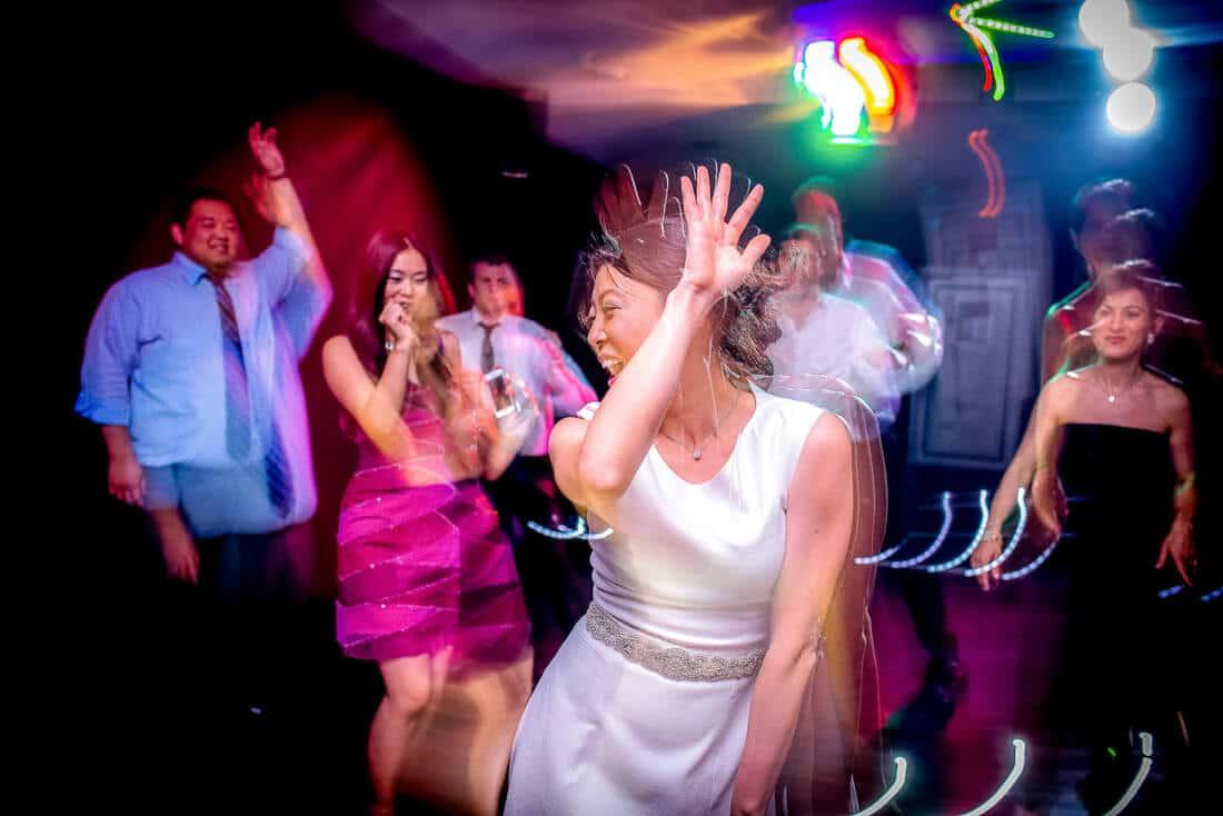 Photographe de danse mariage