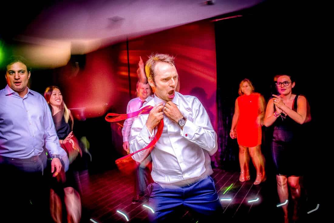 Danses durant le mariage