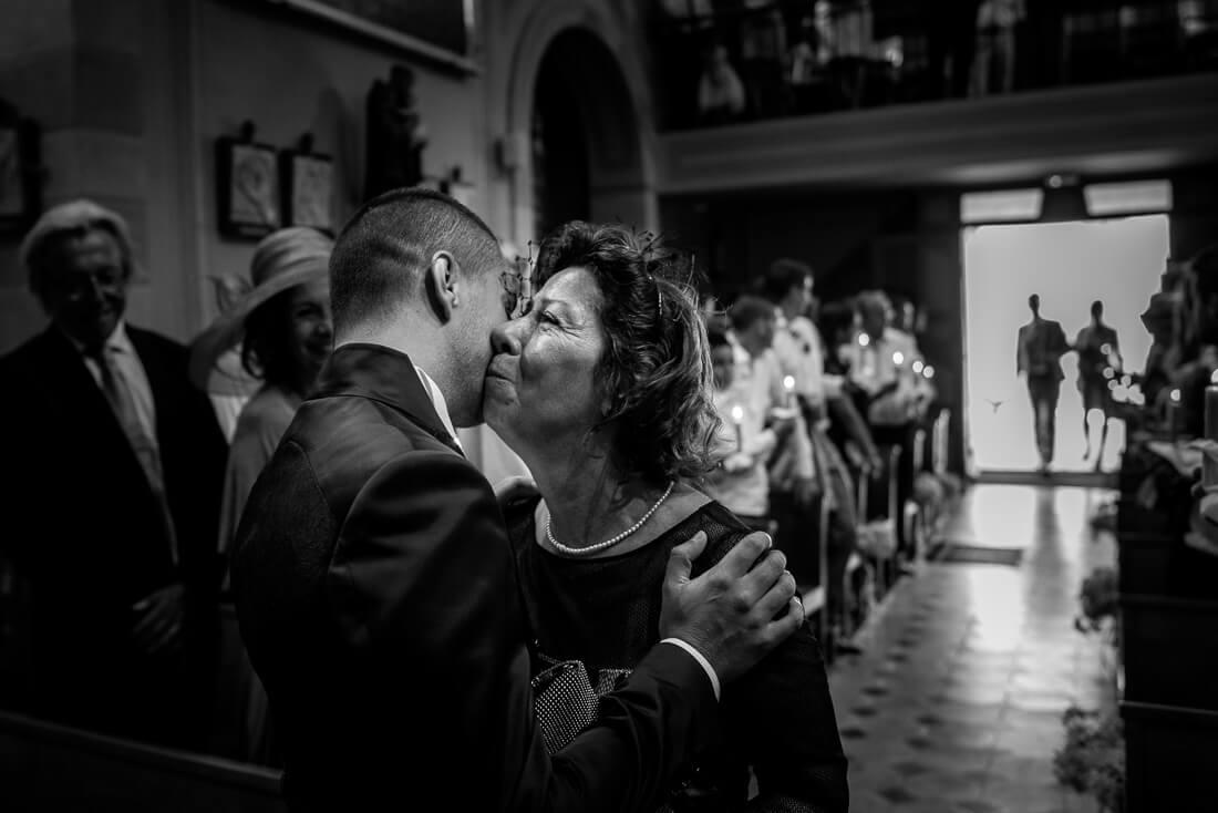 Mariage église à Aix en Provence