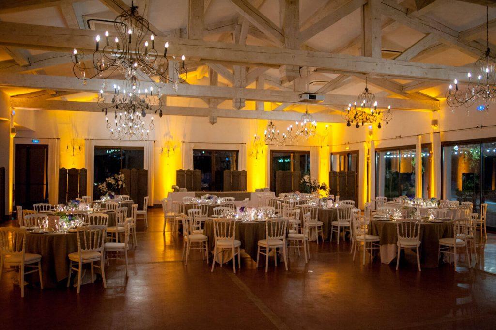 Salle de réception Chateau Grand Boise