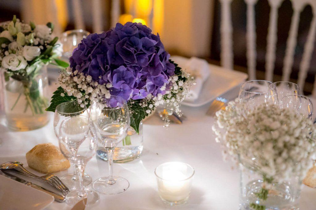 Fleur Château réception