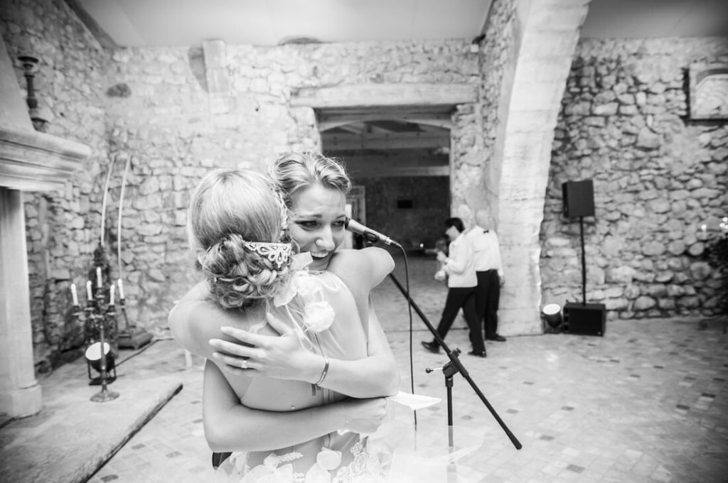 Discours invités mariage