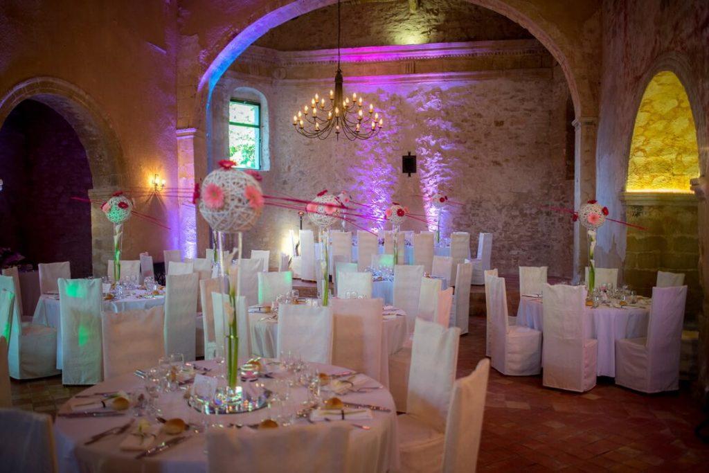 Salle de mariage Saint Bacchi