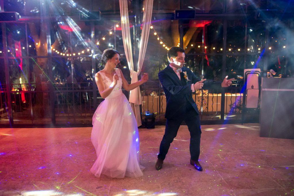 Danse soirée mariage