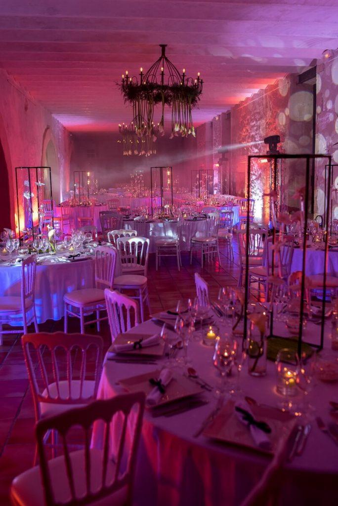 Salle de mariage Provence Auberge du Parc