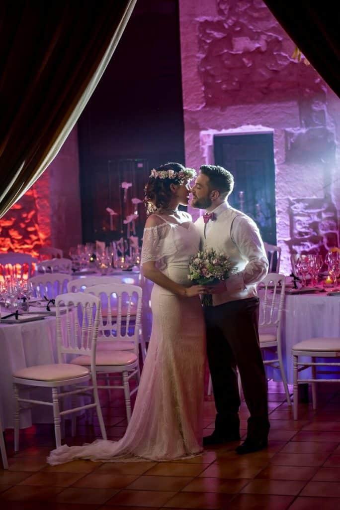 Auberge du Parc couple mariage Photographe