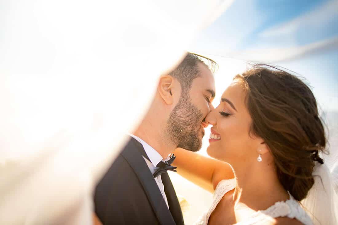 Photographe de mariage dans la ville de Montpellier